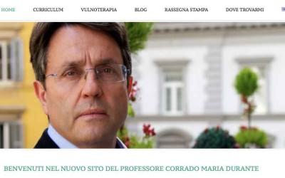 Corrado Maria Durante – Vulnologo e Chirurgo Estetico