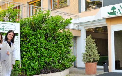 Villa Ardeatina -casa di cura, casa di riposo, fisioterapia e idrokinesiterapia-